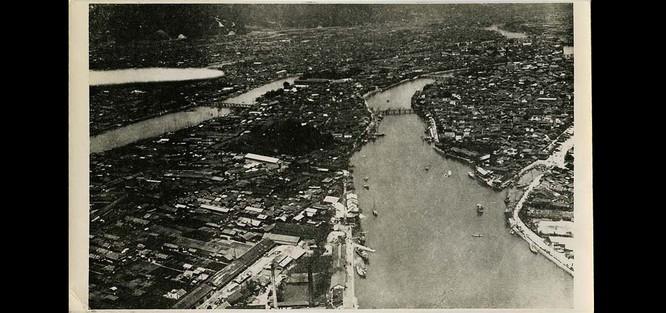Chùm ảnh độc thảm họa hạt nhân Hirosima 70 năm trước ảnh 11