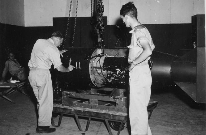 Chùm ảnh độc thảm họa hạt nhân Hirosima 70 năm trước ảnh 1
