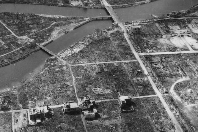 Chùm ảnh độc thảm họa hạt nhân Hirosima 70 năm trước ảnh 15
