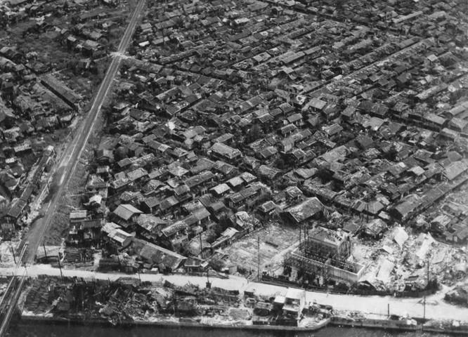 Chùm ảnh độc thảm họa hạt nhân Hirosima 70 năm trước ảnh 21