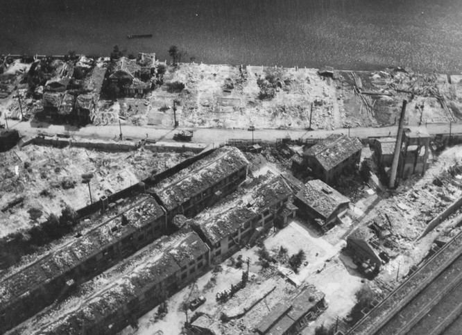 Chùm ảnh độc thảm họa hạt nhân Hirosima 70 năm trước ảnh 33