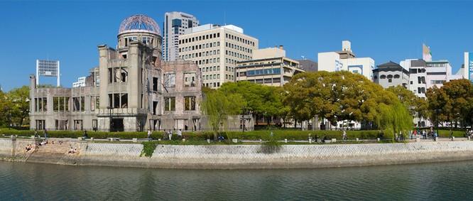 Chùm ảnh độc thảm họa hạt nhân Hirosima 70 năm trước ảnh 68