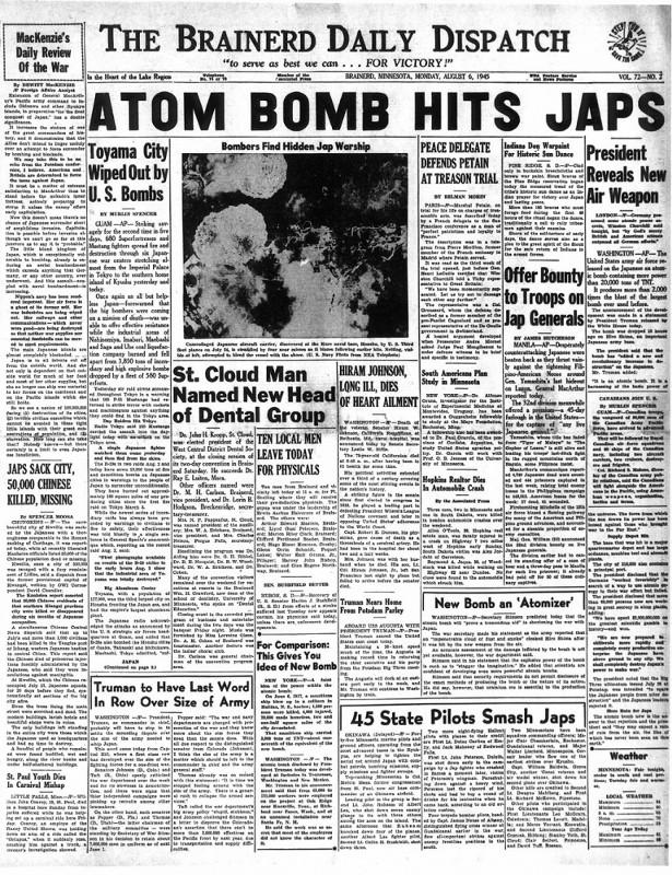 Chùm ảnh độc thảm họa hạt nhân Hirosima 70 năm trước ảnh 53