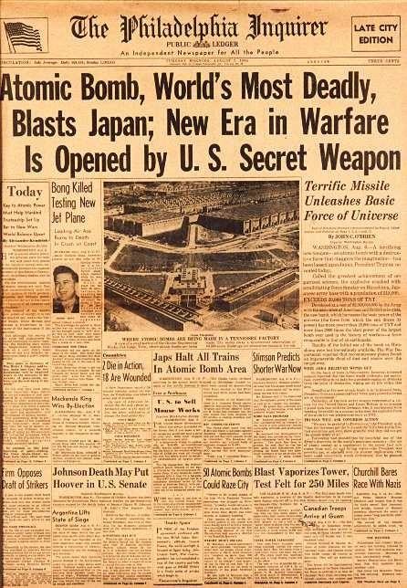 Chùm ảnh độc thảm họa hạt nhân Hirosima 70 năm trước ảnh 54