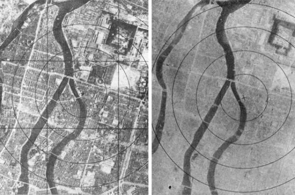 Chùm ảnh độc thảm họa hạt nhân Hirosima 70 năm trước ảnh 9