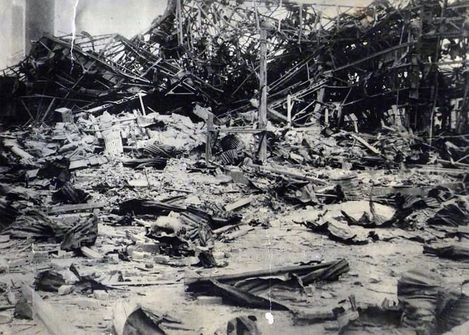 Chùm ảnh độc thảm họa hạt nhân Hirosima 70 năm trước ảnh 46