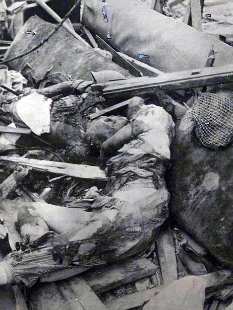 Chùm ảnh độc thảm họa hạt nhân Hirosima 70 năm trước ảnh 51