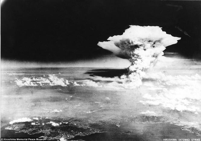 Chùm ảnh độc thảm họa hạt nhân Hirosima 70 năm trước ảnh 5