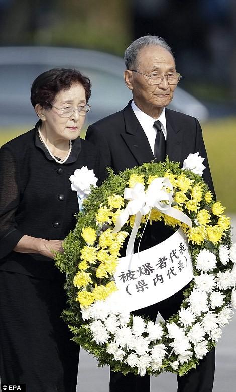 Chùm ảnh độc thảm họa hạt nhân Hirosima 70 năm trước ảnh 64