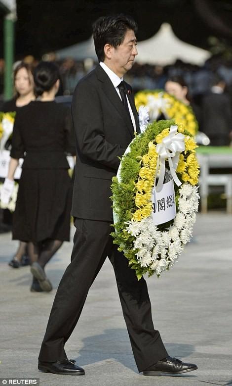 Chùm ảnh độc thảm họa hạt nhân Hirosima 70 năm trước ảnh 65
