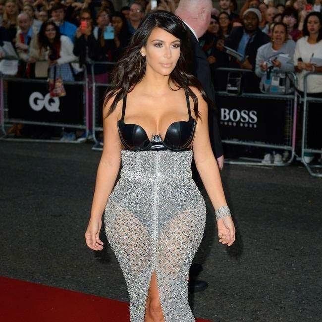 """Nóng bỏng mỹ nhân Kim Kardashian """"siêu vòng ba"""" ảnh 26"""
