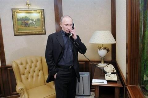 CIA không thể nghe lén điện thoại Tổng thống Putin ảnh 2