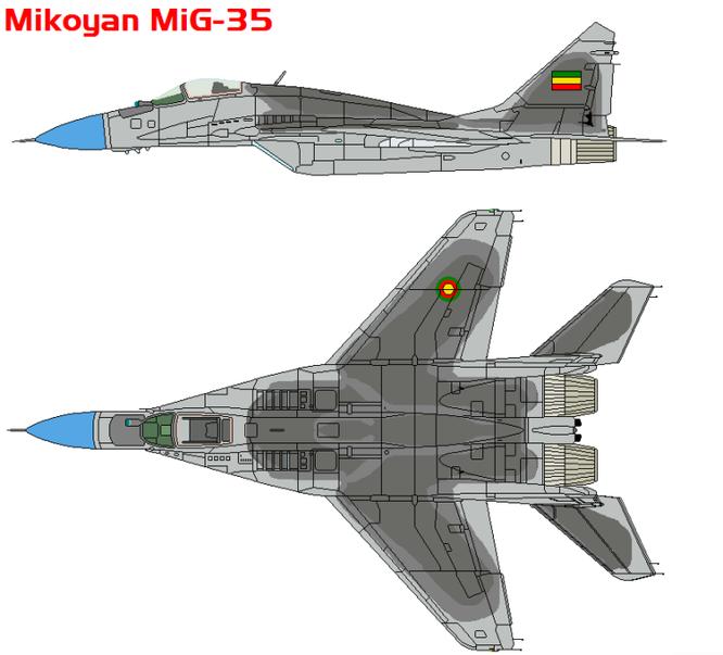 MiG -35 có thể thay thế huyền thoại MiG-21 ở Việt Nam? ảnh 8