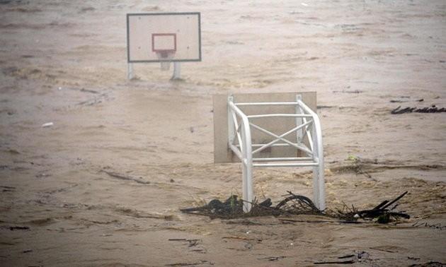 Đài Loan tơi bời trong bão, Trung Quốc sơ tán 158.000 dân ảnh 4