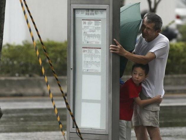 Đài Loan tơi bời trong bão, Trung Quốc sơ tán 158.000 dân ảnh 7