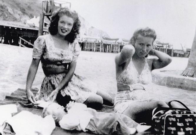 Nữ minh tinh hồng nhan bạc mệnh Marilyn Monroe - chuyện đời và ảnh nuy ảnh 5