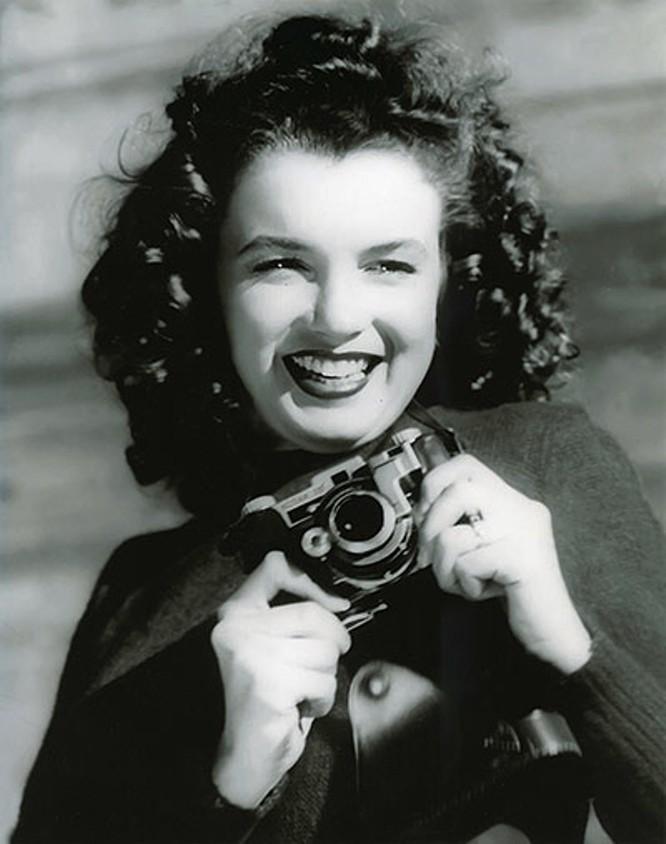 Nữ minh tinh hồng nhan bạc mệnh Marilyn Monroe - chuyện đời và ảnh nuy ảnh 6