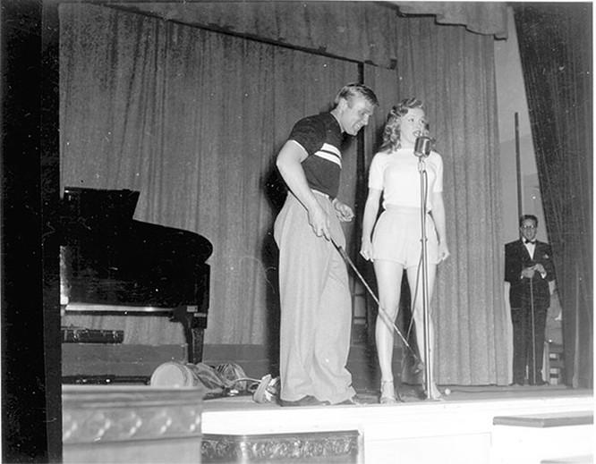 Nữ minh tinh hồng nhan bạc mệnh Marilyn Monroe - chuyện đời và ảnh nuy ảnh 7