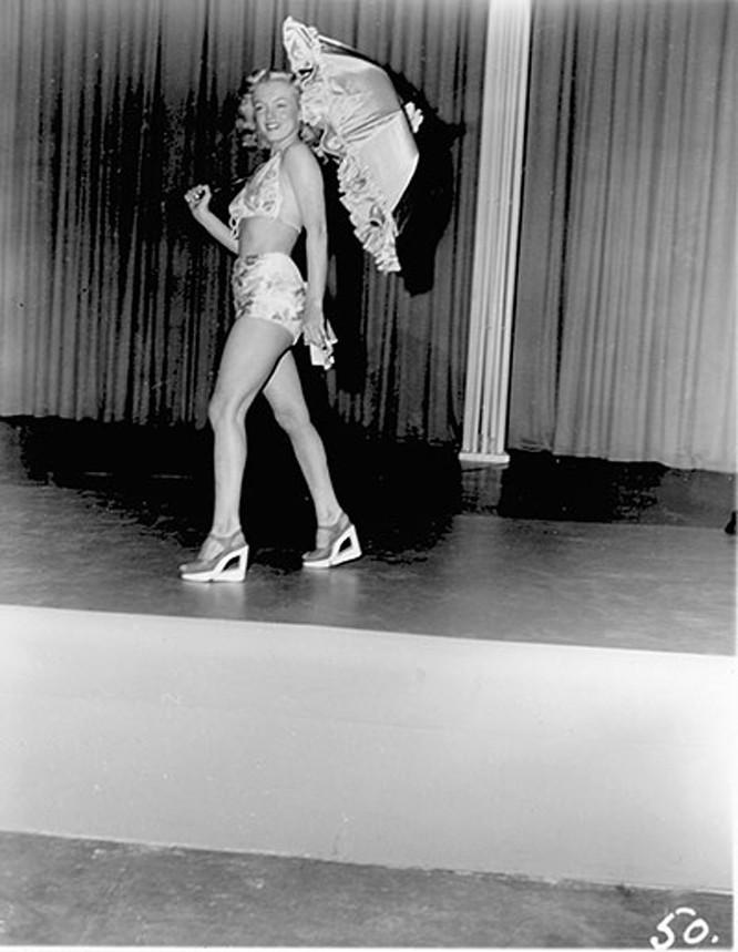 Nữ minh tinh hồng nhan bạc mệnh Marilyn Monroe - chuyện đời và ảnh nuy ảnh 8