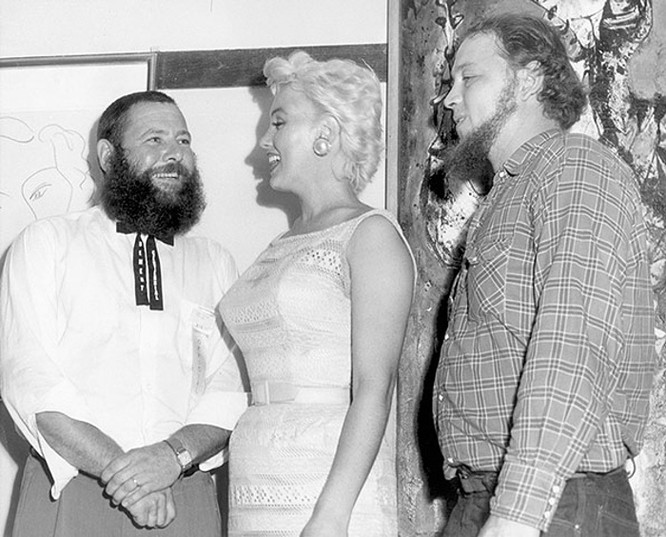 Nữ minh tinh hồng nhan bạc mệnh Marilyn Monroe - chuyện đời và ảnh nuy ảnh 9