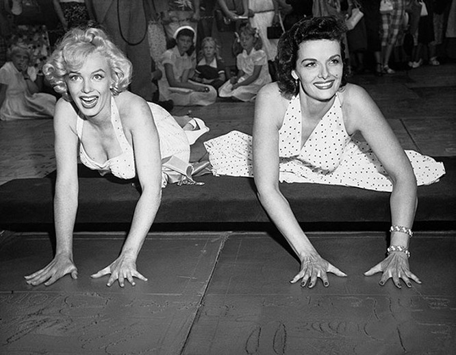 Nữ minh tinh hồng nhan bạc mệnh Marilyn Monroe - chuyện đời và ảnh nuy ảnh 10