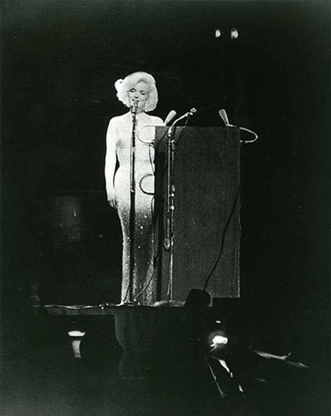 Nữ minh tinh hồng nhan bạc mệnh Marilyn Monroe - chuyện đời và ảnh nuy ảnh 11