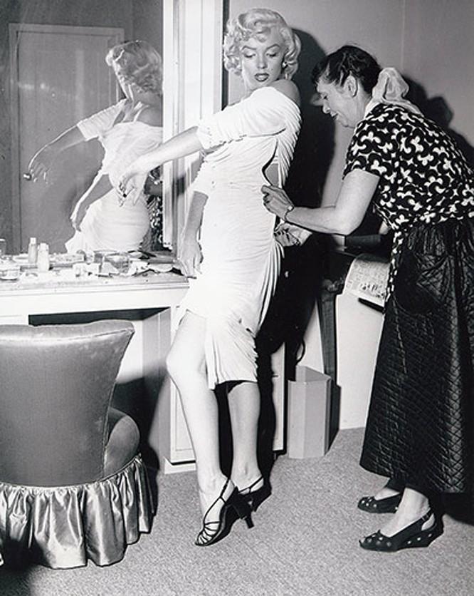Nữ minh tinh hồng nhan bạc mệnh Marilyn Monroe - chuyện đời và ảnh nuy ảnh 12