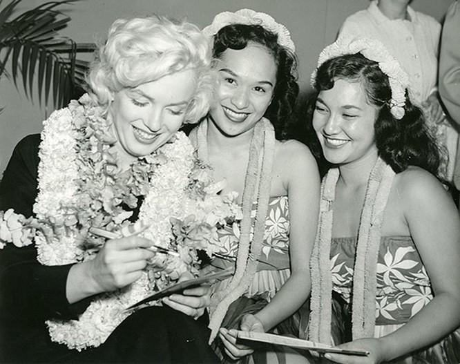 Nữ minh tinh hồng nhan bạc mệnh Marilyn Monroe - chuyện đời và ảnh nuy ảnh 14