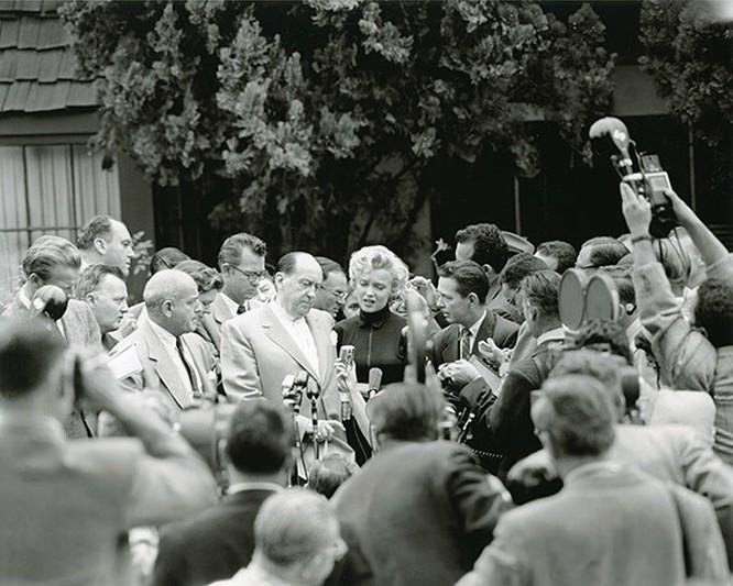 Nữ minh tinh hồng nhan bạc mệnh Marilyn Monroe - chuyện đời và ảnh nuy ảnh 16