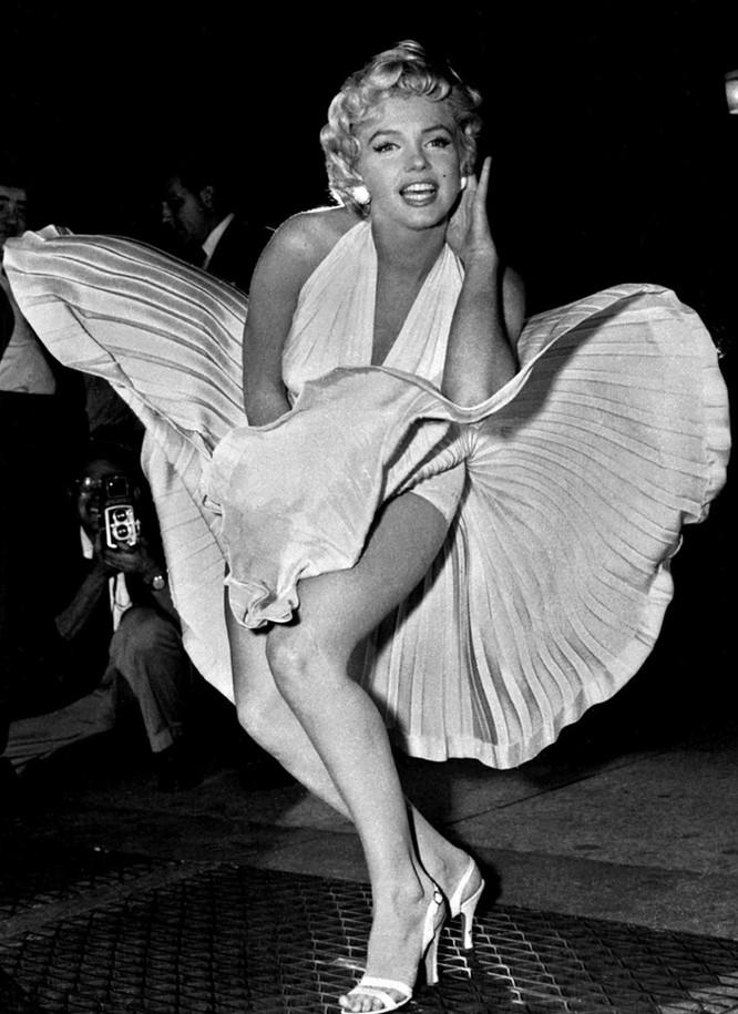 Nữ minh tinh hồng nhan bạc mệnh Marilyn Monroe - chuyện đời và ảnh nuy ảnh 18