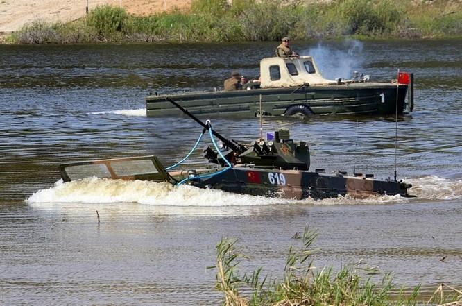 Game quân sự Nga - cuộc công kích mang tên Suvorov ảnh 1