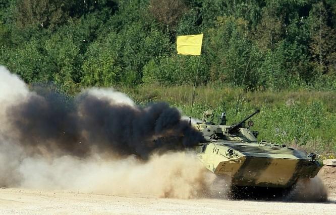 Game quân sự Nga - cuộc công kích mang tên Suvorov ảnh 2
