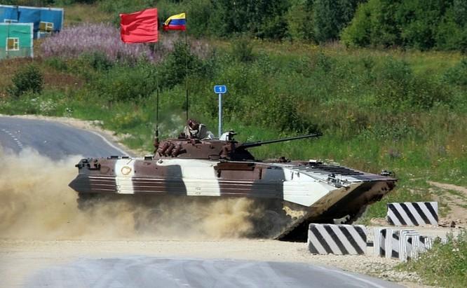 Game quân sự Nga - cuộc công kích mang tên Suvorov ảnh 4