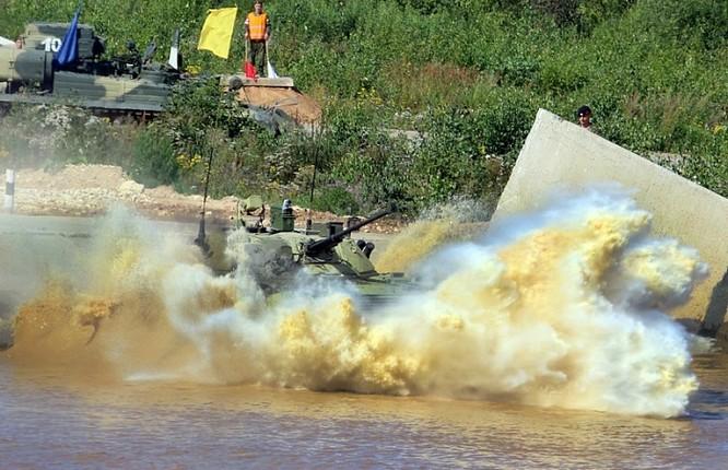 Game quân sự Nga - cuộc công kích mang tên Suvorov ảnh 10