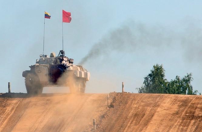 Game quân sự Nga - cuộc công kích mang tên Suvorov ảnh 13