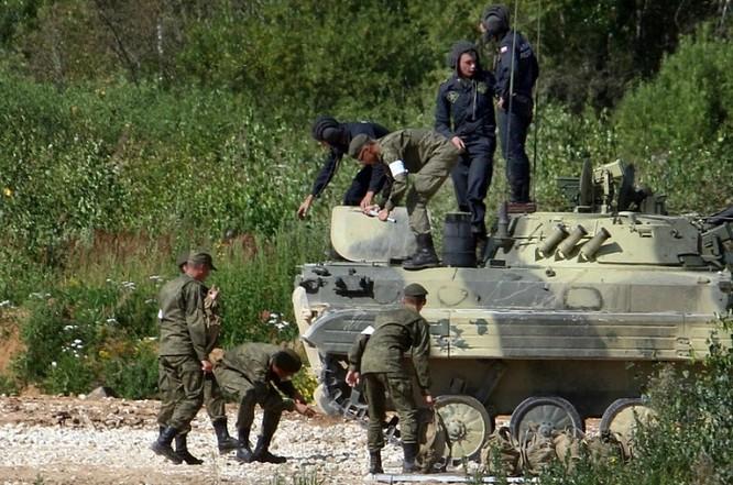 Game quân sự Nga - cuộc công kích mang tên Suvorov ảnh 15