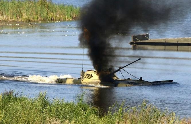 Game quân sự Nga - cuộc công kích mang tên Suvorov ảnh 17