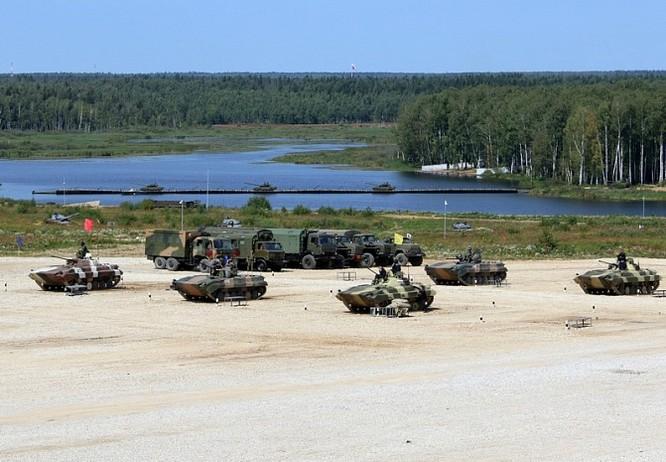 Game quân sự Nga - cuộc công kích mang tên Suvorov ảnh 20