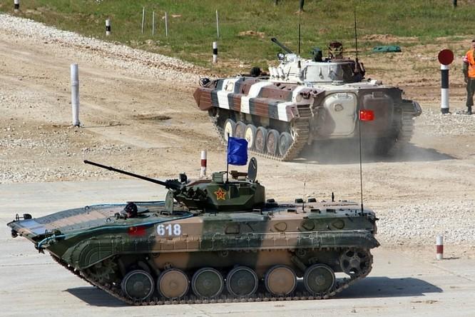 Game quân sự Nga - cuộc công kích mang tên Suvorov ảnh 21
