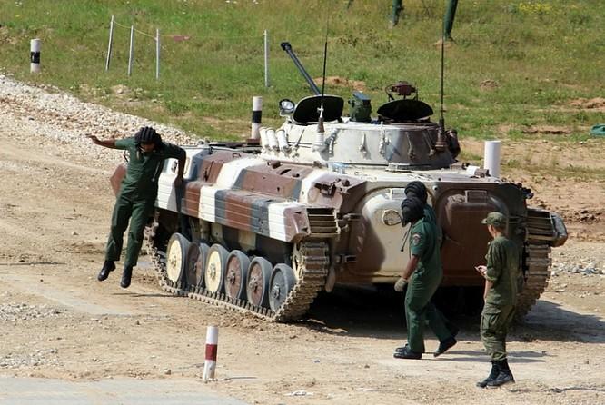 Game quân sự Nga - cuộc công kích mang tên Suvorov ảnh 23