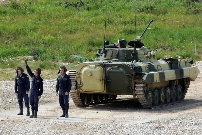 Game quân sự Nga - cuộc công kích mang tên Suvorov ảnh 24