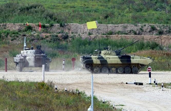 Game quân sự Nga - cuộc công kích mang tên Suvorov ảnh 26