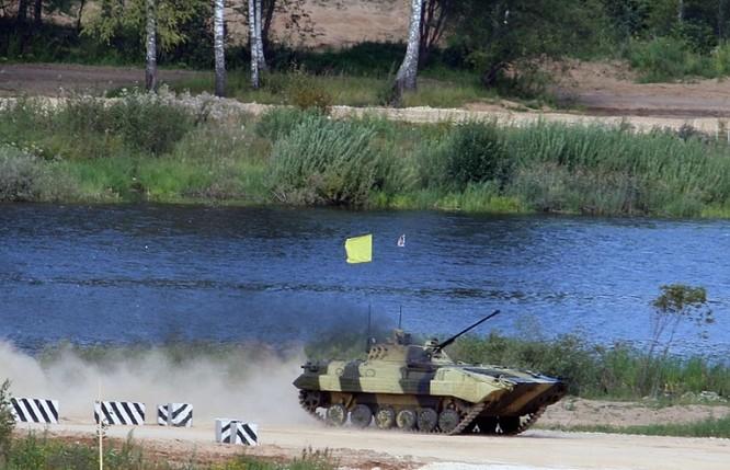 Game quân sự Nga - cuộc công kích mang tên Suvorov ảnh 27