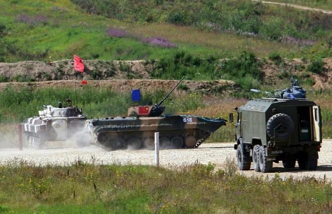 Game quân sự Nga - cuộc công kích mang tên Suvorov ảnh 29