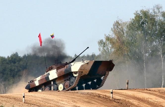 Game quân sự Nga - cuộc công kích mang tên Suvorov ảnh 30