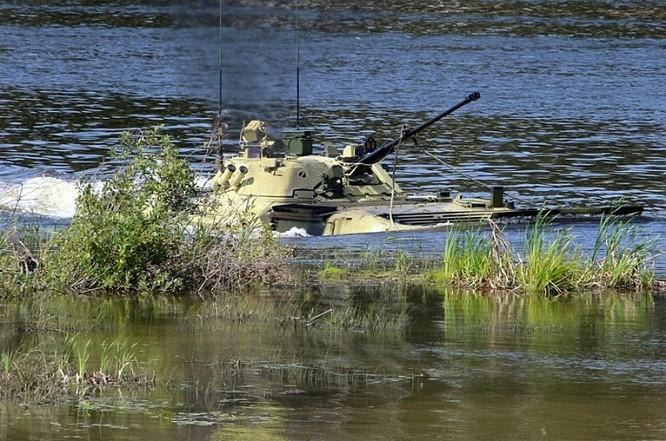 Game quân sự Nga - cuộc công kích mang tên Suvorov ảnh 31