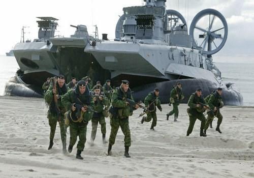 Hải quân đánh bộ Nga – Mạnh hơn nguyên tử ảnh 5