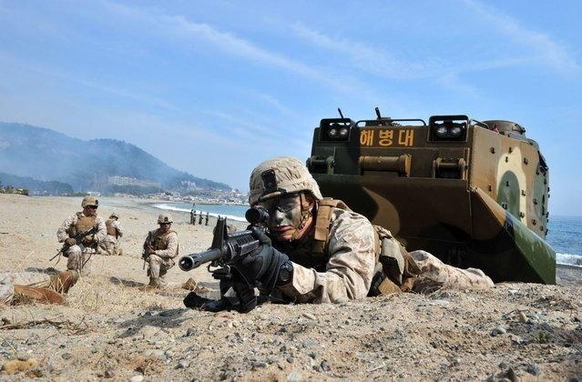 Những lực lượng uy mãnh của hải quân Hàn Quốc ảnh 3