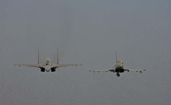Vì sao Su-30MKI Ấn Độ thắng tuyệt đối Typhoon Anh? ảnh 3