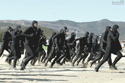 Những lực lượng uy mãnh của hải quân Hàn Quốc ảnh 4